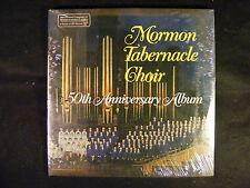 "Mormon Tabernacle Choir 50th Anniversary Album (12"", 1980, Reader's Digest) NEW!"