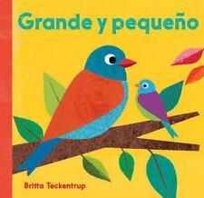 Grande y Pequeno (2013, Board Book)