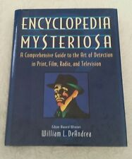 Encyclopedia Mysteriosa : A Comprehensive Guide to the Art of Detection in Print