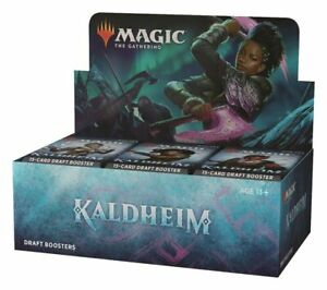 MTG Kaldeim DRAFT BOOSTER BOX, BUNDLE, & BOTH COMMANDER DECKS! - PREORDER