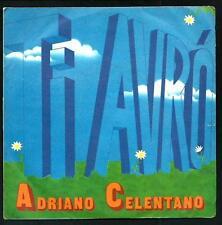 "Adriano Celentano : Ti avrò - vinile 45 giri / 7"" - 1978"