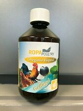 Oregano Liquid for Poultry for better health and performance - 500ml
