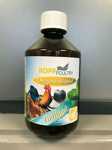 Oregano Liquid for Poultry for better health and performance - 250ml