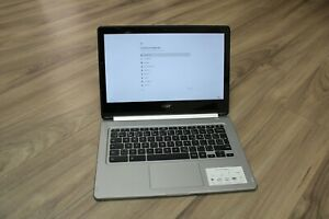"Acer R 13 13.3"" Touch 2-in-1 Chromebook MTK M8173C / 32GB eMMC / 4GB RAM Laptop"