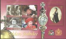 2002   BRITISH ANTARCTIC TERRITORY - SG 343 - GOLDEN JUBILEE -  UMM
