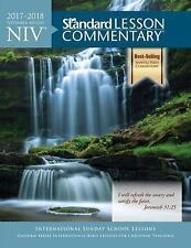 New! Clearance! NIV® Standard Lesson Commentary® 2017-2018