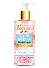 BIELENDA Rose Care olejek różany do mycia twarzy/ Purifying rose face oil