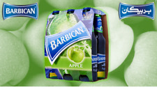 Barbican Apple Flavor Non Alcoholic Malt Beverage 6 Pack 330ML