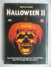 Halloween II (DVD, 2002) Rick Rosenthal, Jamie Lee Curtis, Donald Pleasence