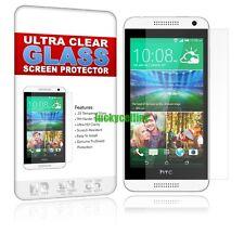 Premium Ultra Clear HD Tempered Temper Glass Screen Protector fo HTC Desire 610