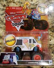 Disney Cars Toon Deluxe #25 I-SCREAMER New in box