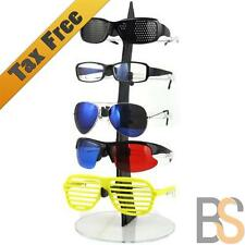 Sunglasses Display Glasses Stand Rack Holder Eyeglasses Storage Organizer 5 Pair