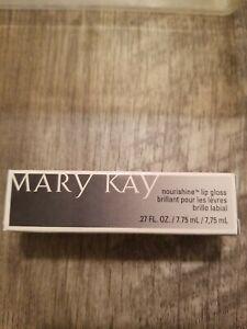NEW Mary Kay Nourishine Lip Gloss Sugarberry 016969 .27oz Discontinued