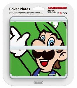 Kisekae Plate No.002 (Luigi) for New Nintendo 3DS