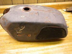 1968 Honda CB 350 gas tank fuel cell pads