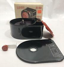 Lloyd's Daylight Film Loader 35mm in Original Box Darkroom Film