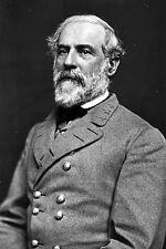 New 5x7 Civil War Photo: Portrait of CSA Confederate General Robert E Lee
