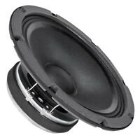 "Faital Pro 8FE200 8ohm 8"" Woofer Midrange Midbass Replacement speaker 260W 95dB"