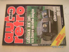 **a1 Auto Moto Rétro magazine n°11 Jagaur XK 120 / MG  B  1800 / Velocette Venom