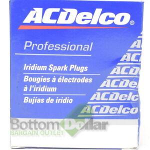 ACDelco 41-162 19417055 Professional Iridium Spark Plugs (Four Plugs)