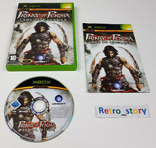 Microsoft Xbox - Prince Of Persia : L'Ame Du Guerrier PAL