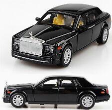 Spot on Tri-ang 260 Royal Rolls Royce Phantom V REPRO Cromo Manija De Tronco De Arranque