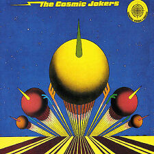 Cosmic Jokers-s/t CD Spalax SEALED German prog psych Klaus Schulze Ash Ra Tempel