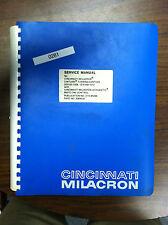 Service Manual for Cincinnati Cinturn 1200 Series w/ A850Tc, Pub# 3-Tc-84348