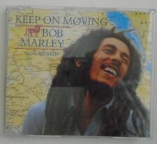 BOB MARLEY & THE WAILERS ~ Keep on Moving ~ CD SINGLE
