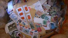 11,96/kg - 25kg Briefmarken Deutschland und Ausland auf Papier und papierfrei