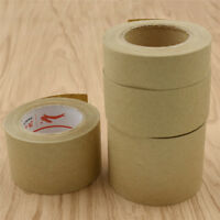 Kraft Paper Adhesive Tapes Water Activated Tape for Packaging Boxes Cardboard 1x