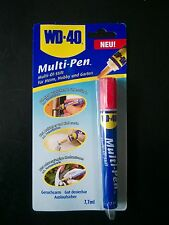 NEW WD40 Multi-Pen /  No Mess Pen multipurpose lubricant,removes stickers 0.26oz