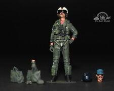 (Pre-Order) US Navy Top Gun Pilot (for F14, F-18, A-7, A-6) 1:32 Pro Built Model