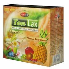 Tea Lax A gentle laxativel fruit & herbal brew