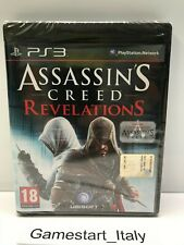 ASSASSIN'S CREED REVELATIONS - SONY PS3 - NUOVO SIGILLATO PAL ITA PRIMA STAMPA