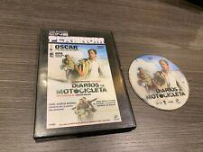 Diaries Motorcycle DVD Walter Salles