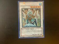 Dewloren Tiger King of the Ice Barrier HA02-EN027 Secret Rare Mint Condition 1st