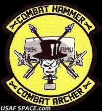 USAF 95th AIRCRAFT MAINTENANCE UNIT -COMBAT ARCHER & COMBAT HAMMER 2017- PATCH