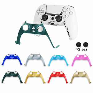 PS5 Controller Decorative Trim Shell Replacement Custom Clip Case w/ Thumbstick