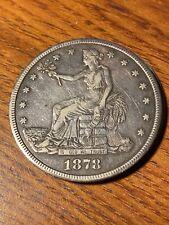 1878S TRADE DOLLAR (PILL BOX) (SPY COIN)