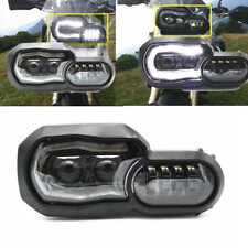 For BMW 800GS Headlight High Low Beam Daymaker DRL Replacement Headlamp Assembly