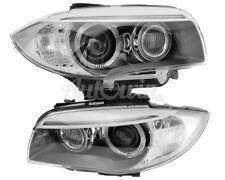 BMW 1 Series E82 E88 LCI Bi Xenon Adaptive Headlight Right and Left Side OEM NEW