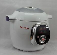 Dampfgarer Dampfkocher Multikocher Kocher Moulinex CE701010, Cookeo, BW