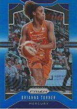 2020 WNBA PANINI PRIZM * BRIANNA TURNER  * BLUE PRIZM PARALLEL CARD #12 MERCURY