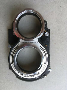 ROLLEIFLEX/ROLLEI TLR FRONT PANEL FACE GENUINE SPARE PART