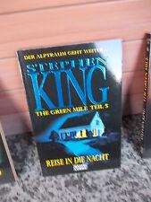 The Green Mile Teil 5, von Stephan King, aus dem Bastei Lübbe Verlag.