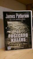 Postcard Killers by James Patterson: Unabridged Cassette Audiobook