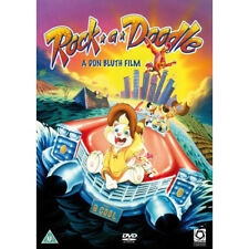 Rock-A-Doodle NEW PAL Kids & Family DVD Don Bluth