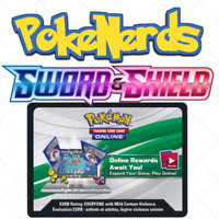 36 Sword and Shield Code Cards Pokemon TCGO PTCGO Online TCG | Delivered Fast