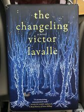 The Changeling: A Novel Victor LaValle Hardcover Book DJ 2017